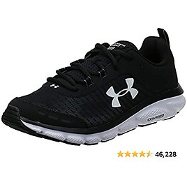 Under Armour Men's Charged Assert 8 Mrble Running Shoe from Amazon.