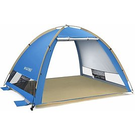 Large Pop Up Beach Tent from Amazon.