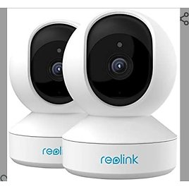 2-Pack Reolink 3MP Indoor Wireless Home Security Camera System from Amazon.com