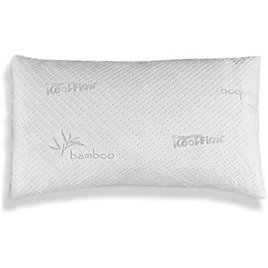 Xtreme Comforts Shredded Memory Foam Pillow (King) from Amazon.com