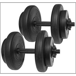 BalanceFrom All-Purpose Weight Set 40-lb (20 Lbs Pair) from Amazon.com