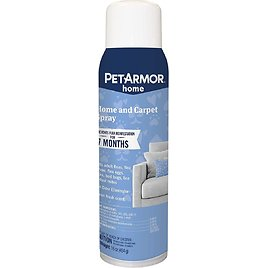 PETARMOR Home and Carpet Spray for Fleas and Ticks, Protect Your Home From Fleas and Eliminate Pet Odor, 16 Ounce For$7.91