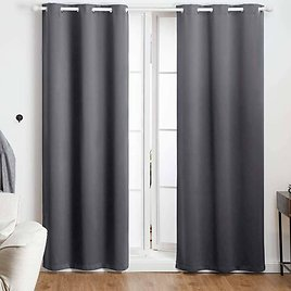 Bedsure Blackout Thermal Insulated Curtains from Amazon.