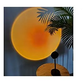 Tibidden Sunset Projection Lamp for Home Party Living Room Bedroom Decor from Amazon.com