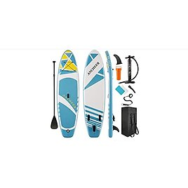 Inflatable Stand Up Paddle Board with Premium Accessories