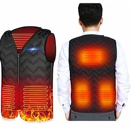 Warming Heated Vest from Amazon.
