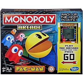 Monopoly Arcade Pac-Man Board Game for $12.15