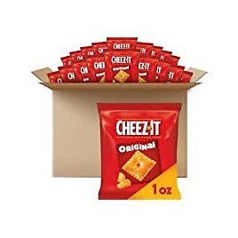 40-Count Cheez-It Original Baked Snack Cheese Crackers for $9.50