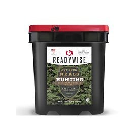 Ready Wise Hunting Food Calorie Booster Bucket, 3 Day Supply