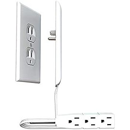 Sleek Socket Ultra-Thin Electrical Outlet Cover » Only $23.95