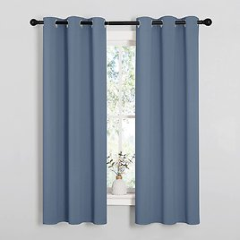 NICETOWN Kitchen Curtains Blackout Curtains & Drapes for $22.05