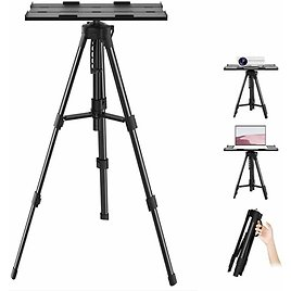 Adjustable Aluminum Projector Tripod Stand T1 Black from Amazon