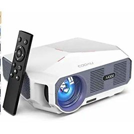 Portable Home Movie Projectors from Amazon