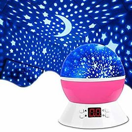 Star Lamp Novelty Gifts from Amazon