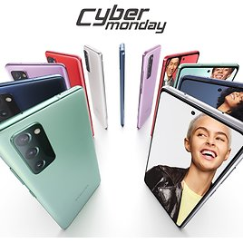 Best Smart Phone Deals for Cyber Monday 2020