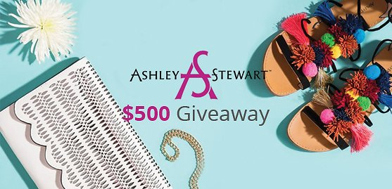 Ashley Stewart $500 Gift Card Giveaway – You're Invited!