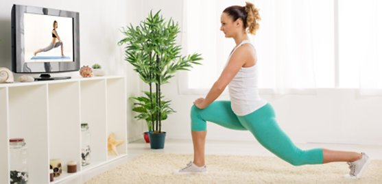 Fast and Easy No Equipment At-Home Workouts