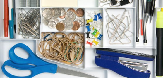 15 Organizing Tricks for Lazy People