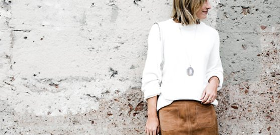 10 Styling Tips to Transition Summer Basics To Fall