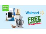 Walmart Offers Free Shipping  No Minimum Today Only (12/18)