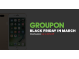 Groupon Black Friday in March Sale Now Live!