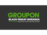 Groupon Black Friday in July Sale is Now Live!