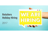List of Major Retailers Hiring for the Holidays 2017