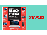 Staples Black Friday 2017 Sale is Live! See the Black Friday Ad
