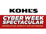 Kohl's Cyber Monday Sale is Live!