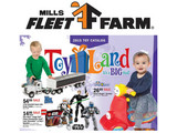 Mills Fleet Farm Toyland Toy Book 2015 Released!