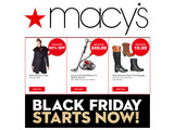Macy's Black Friday Sale Now Live!
