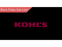 Kohl's Black Friday Doorbusters & Deals Are Live!