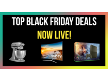 Top Black Friday Deals Now Live!