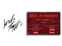 Lord + Taylor Black Friday Sale Now Live!