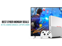 Best Cyber Monday Deals: 4K TVs, Gaming Consoles & More