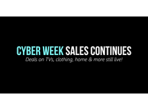 Cyber Week Sales Still Live from Walmart, Target, Kohl's & More!