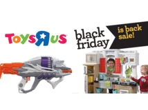 "Toys R Us ""Black Friday is Back"" Sale Now Live!"