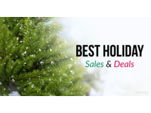 Best Holiday Sales & Deals 2016