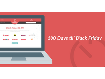 100 Days  til' Black Friday