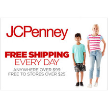 Free Everyday Shipping at JCPenney>