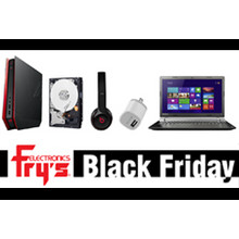 Fry's Black Friday Preview>
