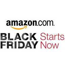 Amazon Black Friday Sale Starts Now!