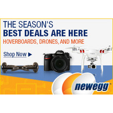 Newegg: This Season's Best Deals