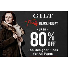 Up to 80% Off Designer Finds at Gilt