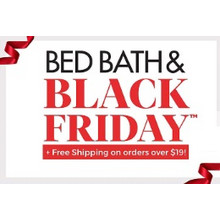 Bed Bath & Beyond Black Friday Week>
