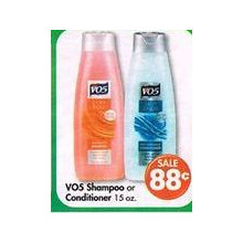 V05 Shampoo or Conditioner 15 oz. (Thursday 8AM to 5PM)