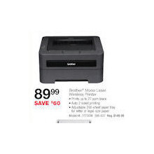 Brother HL-2270DW Wireless Monochrome Laser Printer