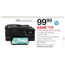 HP Officejet Wireless e-All-in-One