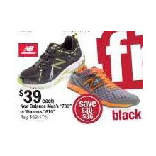 New Balance Men's 730 Running Shoe