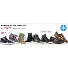 Famous Maker Athletics (Junior Girls / Young Mens)
